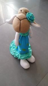 oveja muñeco flamenco