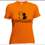 Camiseta standard Rivanimal