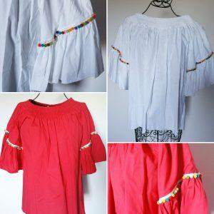 camisa mexicana 12€