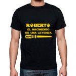 Camiseta personalizada Starwars 18