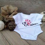 Body serigrafiado bebe personalizado